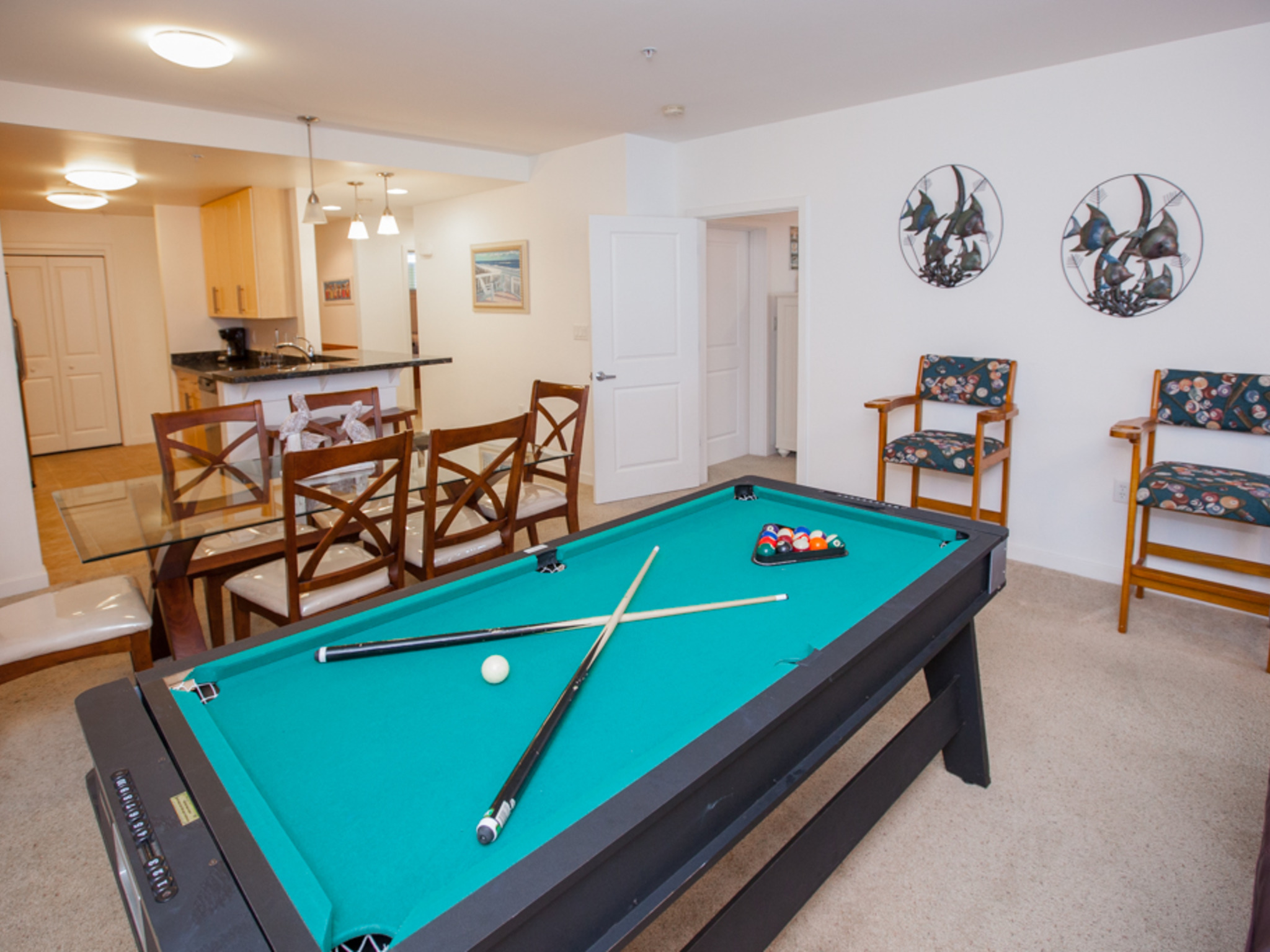 B420 shore fun 2 bedroom condo virginia beach va - 2 bedroom hotels in virginia beach ...