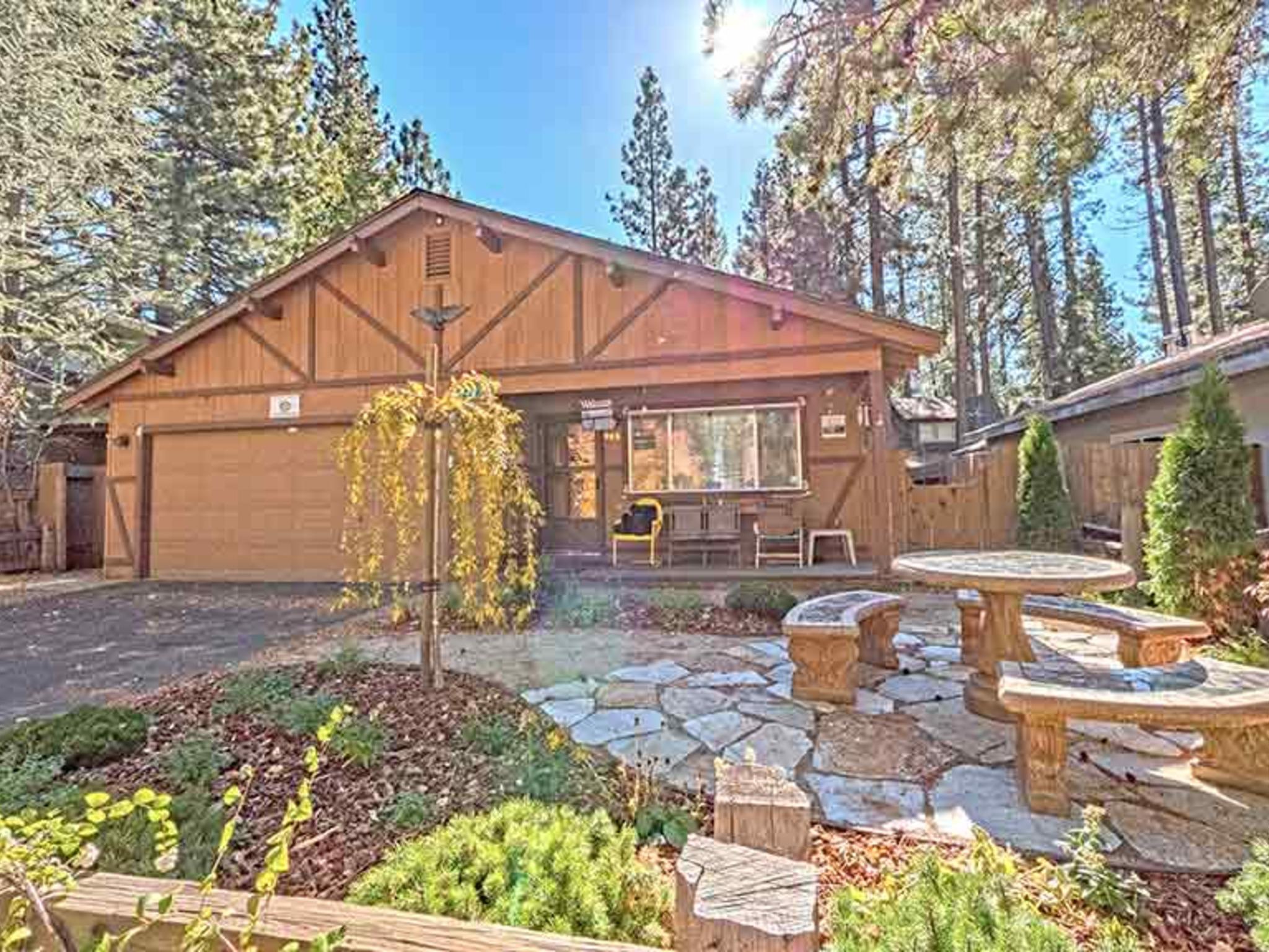 948 Merced Avenue Cabin South Lake Tahoe Ca Vacation